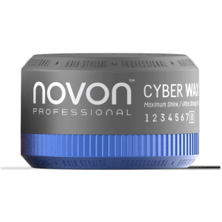 Novon Professional Cyber Wax 50ml - Aqua Hair Wax