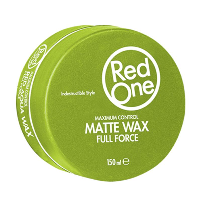 redone matte hair wax full force 150ml 3 90 friseurbedarf