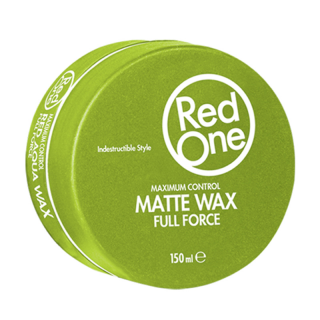 RedOne Matte Hair Wax Full Force 150ml