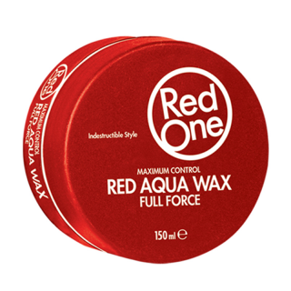 RedOne Red Aqua Hair Wax Full Force 150ml