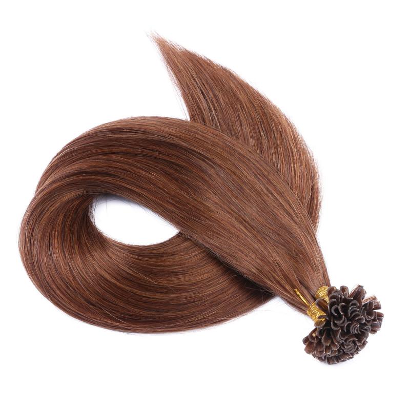25 keratin bonding hair extensions 6 braun 100 echthaar 0 36 eu. Black Bedroom Furniture Sets. Home Design Ideas