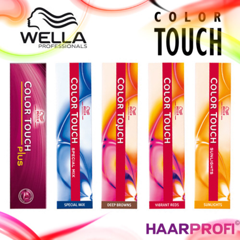 wella color touch plus touch 60ml intensiv tnung 649 - Coloration Wella Color Touch